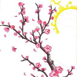 Design A Room Free cherry blossoms clipart clipart best