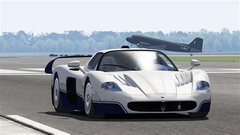 Maserati Mc12 Top Gear by Maserati Mc12 Top Gear Test Track Assetto Corsa