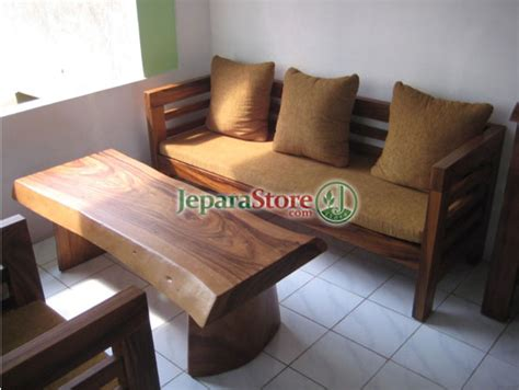 Jual Bangku Kayu 01 Kaskus jual bangku minimalis kayu trembesi jeparastore
