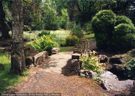 accrington the rock gardens oak hill park 2004 francis