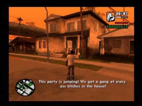 house party walkthrough full download gta san andreas walkthrough mission 20 house party hd