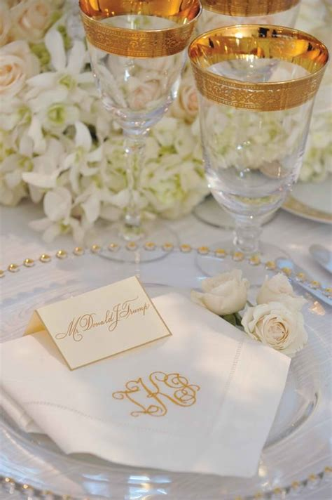 white and gold table settings white gold table setting supper club