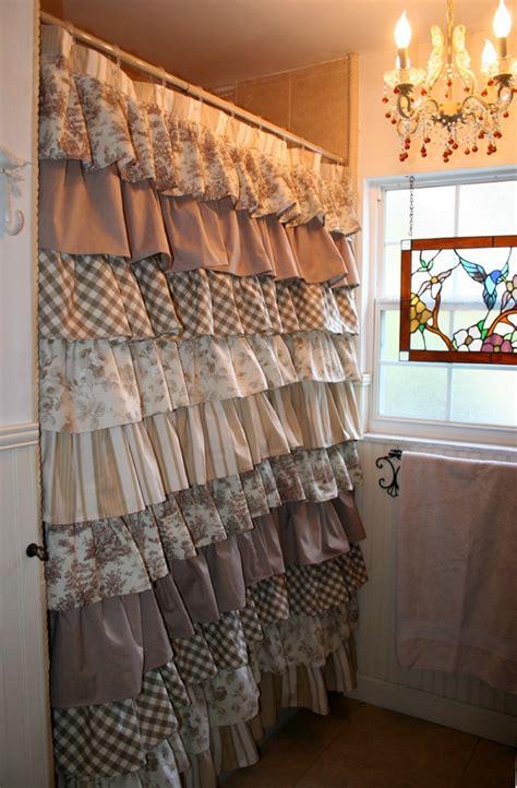 tan ruffle shower curtain 25 best bling bathroom ideas on pinterest sparkle tiles