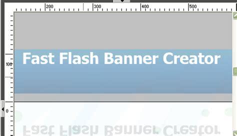 membuat video iklan dengan flash blank note cara mudah membuat iklan web dan banner dengan