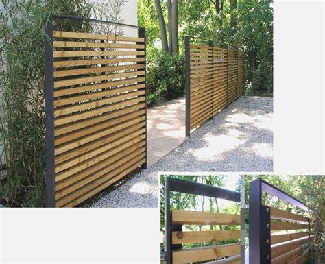 Sichtschutz Terrasse Bambus 547 by Die Besten 25 Trennwand Holz Ideen Auf