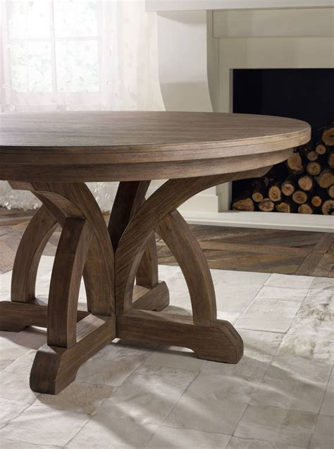 round dining room table with leaves hooker furniture dining room corsica round dining table w