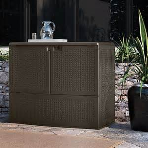 suncast elements backyard oasis with storage outdoor