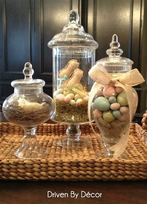 Driven By Decor by Decorating With Apothecary Jars Driven By Decor