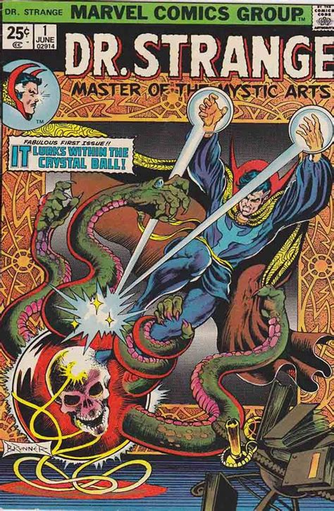 comic book picture editor dr strange is a fictional character a who