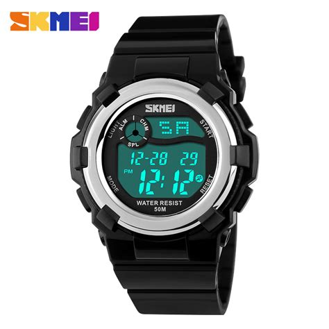 Special Edition Jam Tangan Anak Laki Laki Led 2016 new brand skmei children led digital watches for boys alarm stopwatch