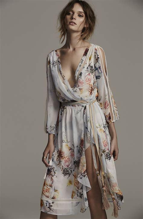 Midi Dress Bohemian Ferani primrose split sleeve midi dress in posie primroses midi dresses and boho