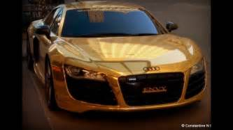 golden cars golden car