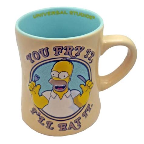 Cookie Iring Universal For All Gadget your wdw store universal coffee cup mug the simpsons