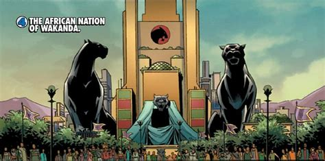 Gildan Wakanda Black Panther what black panther s home wakanda looks like in marvel comics ign