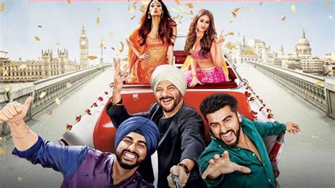 one day london film mubarakan movie review a weekend laughter therapy to de