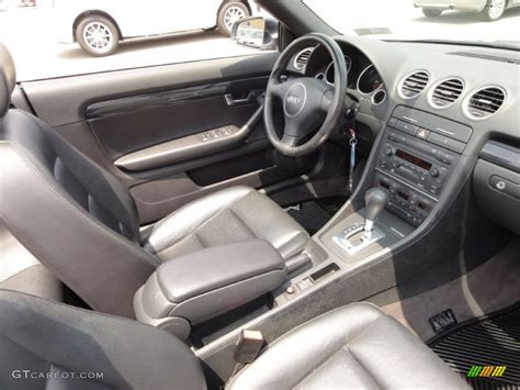 Audi A4 2003 Interior by 2003 Audi A4 1 8t Cabriolet Interior Photo 51905591