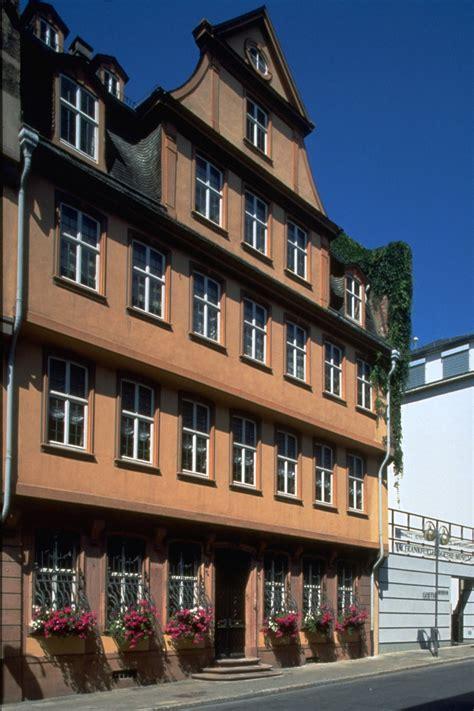 haus 44 frankfurt goethe house frankfurt historic