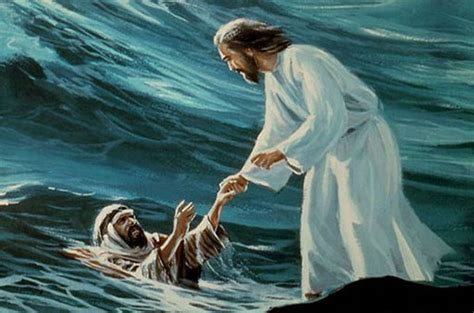 my god walks on water pictures of jesus dailyverses net