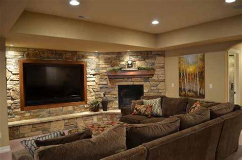 basement ideas with entertainment area home design and interior طراحی و دکوراسیون دیوار پشت تلویزیون delkhoshi com