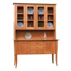 Dining Room Buffet With Hutch Classic Shaker Buffet Amp Hutch Eco Friendly Dining Sets