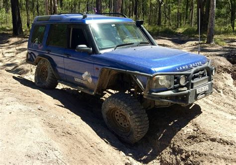 custom land rover discovery stefan s land rover discovery d2a tough track custom