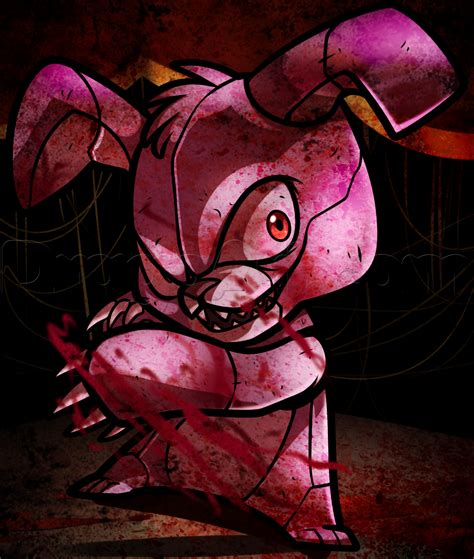 bunny bonnie freddys nights at five how to draw bonnie from five nights at freddys step by