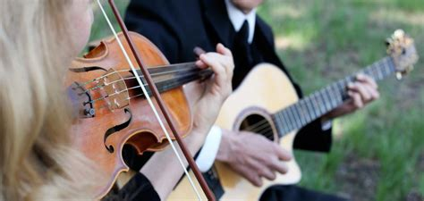 Avalanche Acoustic Duo ~ Violin & Guitar   Tahoe Wedding