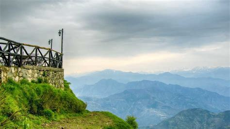 dalhousie tourism  himachal pradesh top places