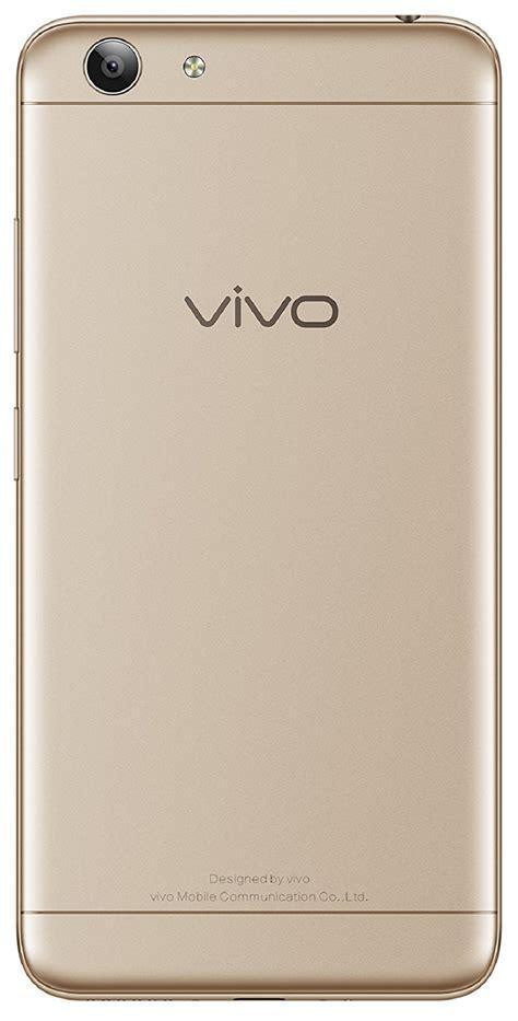 Vivo Y53 Smartphone Black 16 Gb 2 Gb Garansi Resmi vivo y53 16gb price shop vivo y53 crown gold 16gb 2gb