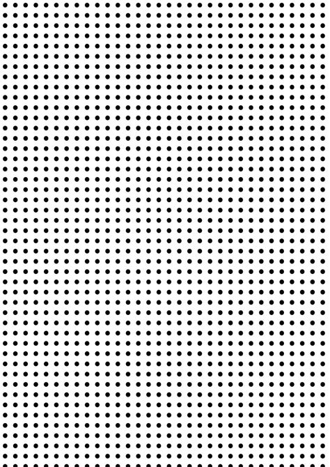 White Pattern Dots | free printable black and white dots pattern paper free