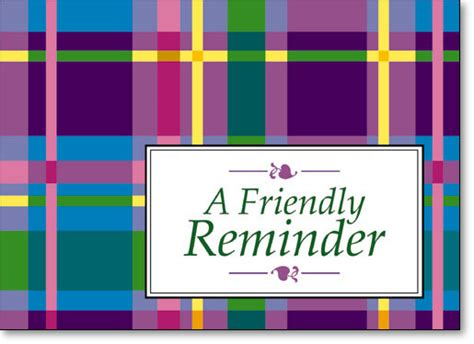Friendly Reminder Lucky Shops by Unique Podiatry Themed Recall Reminder Cards