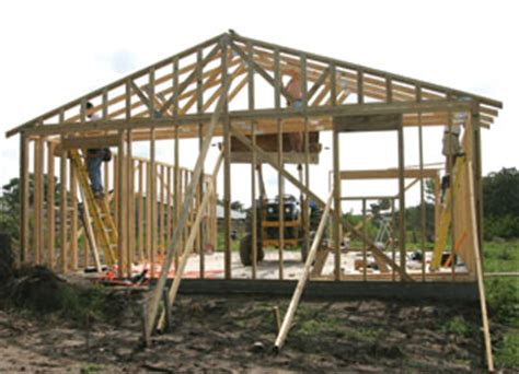 frame a house understanding house framing extreme how to