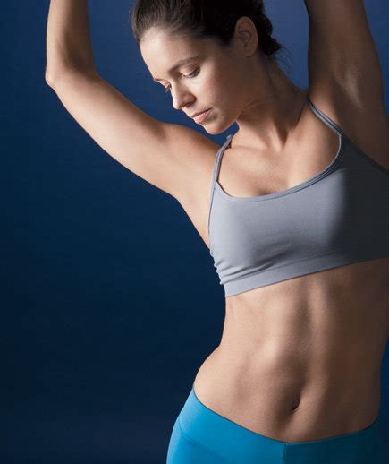 15 minute crunch free ab workout real simple