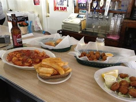 tap room chesapeake city md the tap room seafood restaurant 201 bohemia ave in chesapeake city md tips and photos on
