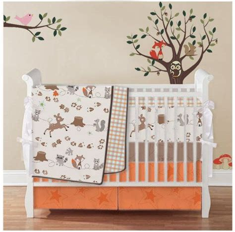 woodland nursery bedding set thenurseries