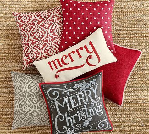 cuscini natalizi addobbi natalizi di design tante idee e suggerimenti