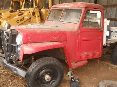Used Jeeps In My Area 1963 Jeep Cj3b Overview Cargurus