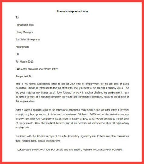Offer Letter Number Ptptn Formal Letter Template Word Memo Exle