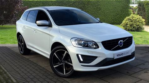 volvo 4x4 cars approved used xc60 r design with sat nav leather