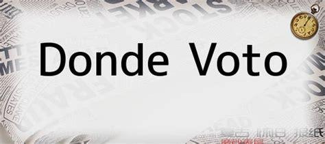 elecciones 2015 donde voto donde voto 191 d 243 nde voto en tandil en las elecciones 2015