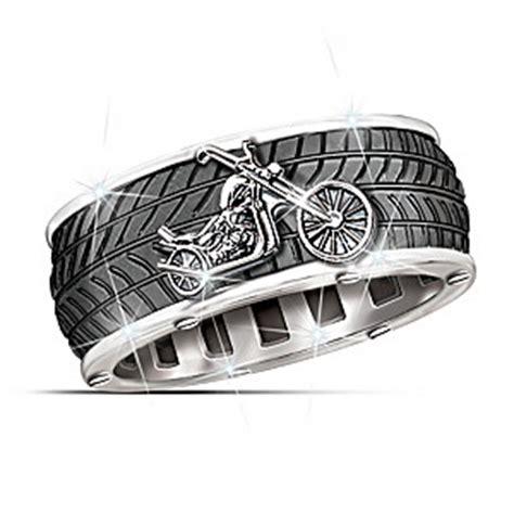 motorcycle mens ring ride