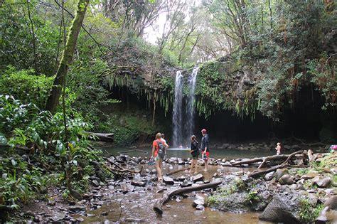 Road to Hana: Exploring Twin Falls