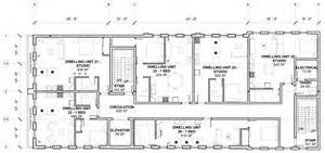 Mixed Use Floor Plans by Pico Union Mixed Use Sample Floor Plan Cello Expressions