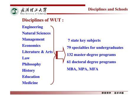 Mba Mfa Programs by Its Presentation By Weifeng Wang Wuhan China
