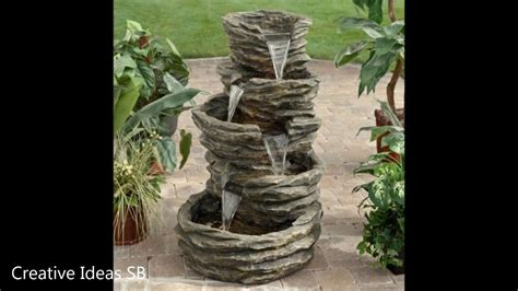 astonishing outdoor water fountains decorating ideas creative of front porch fountains front yard center garden