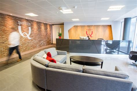 dublin office a tour of qualtrics new dublin office officelovin