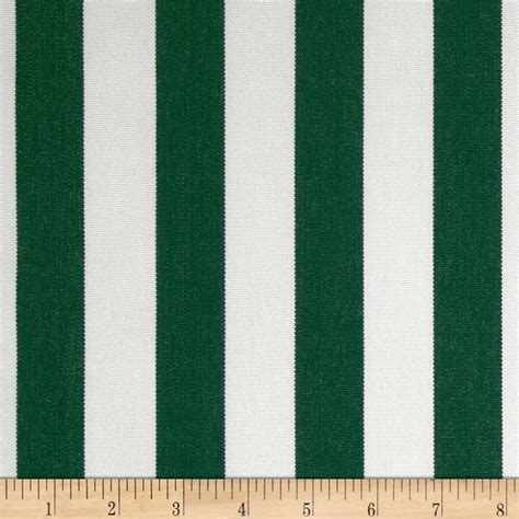green and white upholstery fabric sunbrella outdoor mason stripe forest green discount