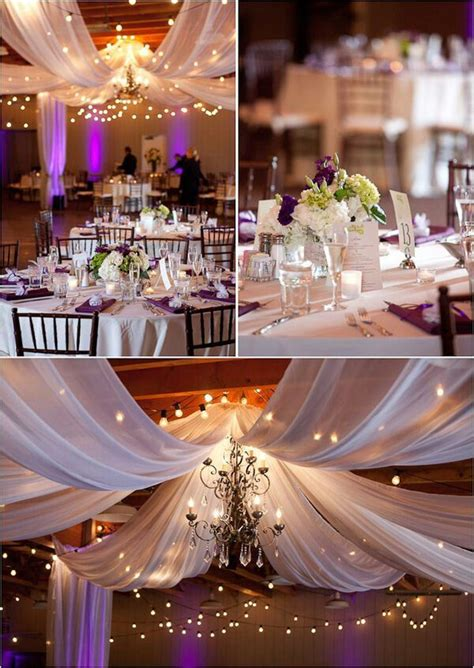 draped ceilings for wedding receptions love the draping in the ceiling my fairytale ending