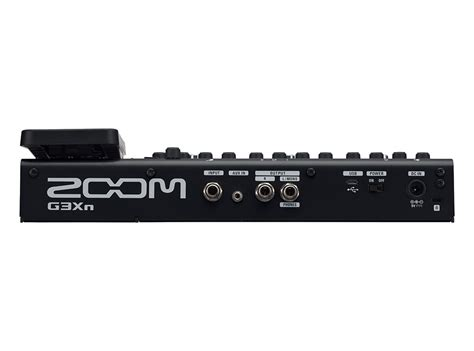Zoom G3xn Multi Effects With Expression zoom g3xn multi effects processor with expression pedal