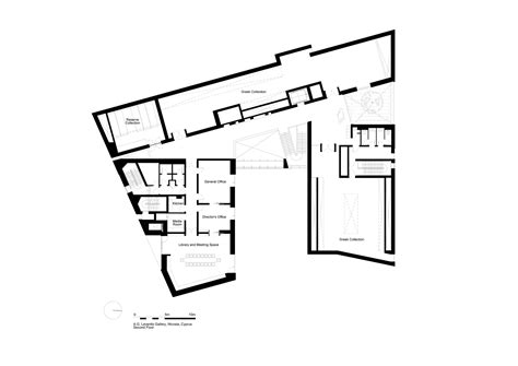 gallery floor plan gallery of leventis art gallery feilden clegg bradley